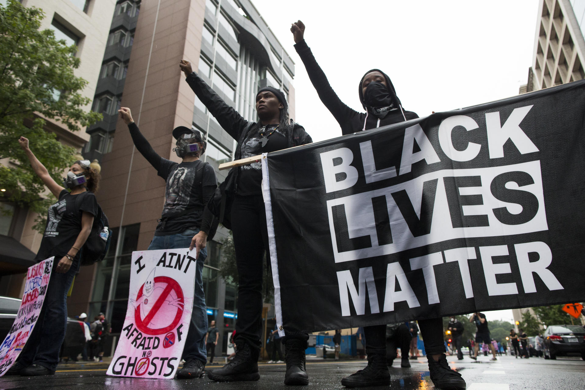 BLM-protest-Daily-Maverick