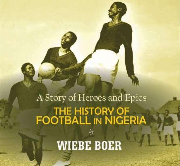 New book on Nigeria's football history