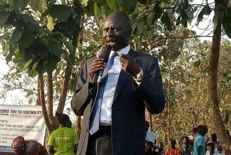 South Sudan peace advocate detained by security service